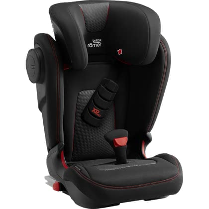 Britax Römer Child Car Seat Kidfix III S -  * The child car seat Kidfix III S by Britax Römer is equipped with the XP pad which offers your child additional protection of the sensitive chest area.