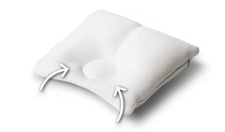 Träumeland Carefor Development Pillow -  * The Träumeland Carefor Development Pillow is a special baby pillow designed for preventing and correcting head deformations. Thanks to the three sizes available, you can use it from the very first day of your little one's life.