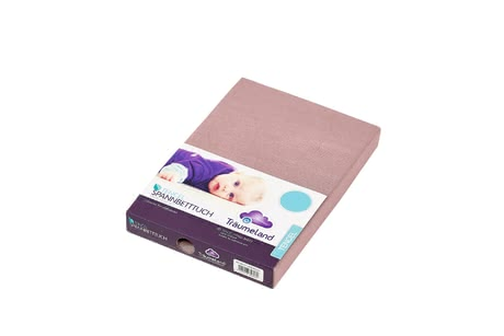 Träumeland Fitted Sheet Tencel for Junior Beds -  * A fitted sheet stands out as an essential accessory for complementing your child's sleeping place. The high-quality workmanship of the Träumeland fitted sheet convinces everybody immediately.