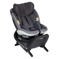 BeSafe Child Car Seat iZi Turn i-Size -  * The flexible BeSafe iZi Turn i-Size transports your child from birth up to an age of about 4 years 5 times safer in a rear-facing mode.