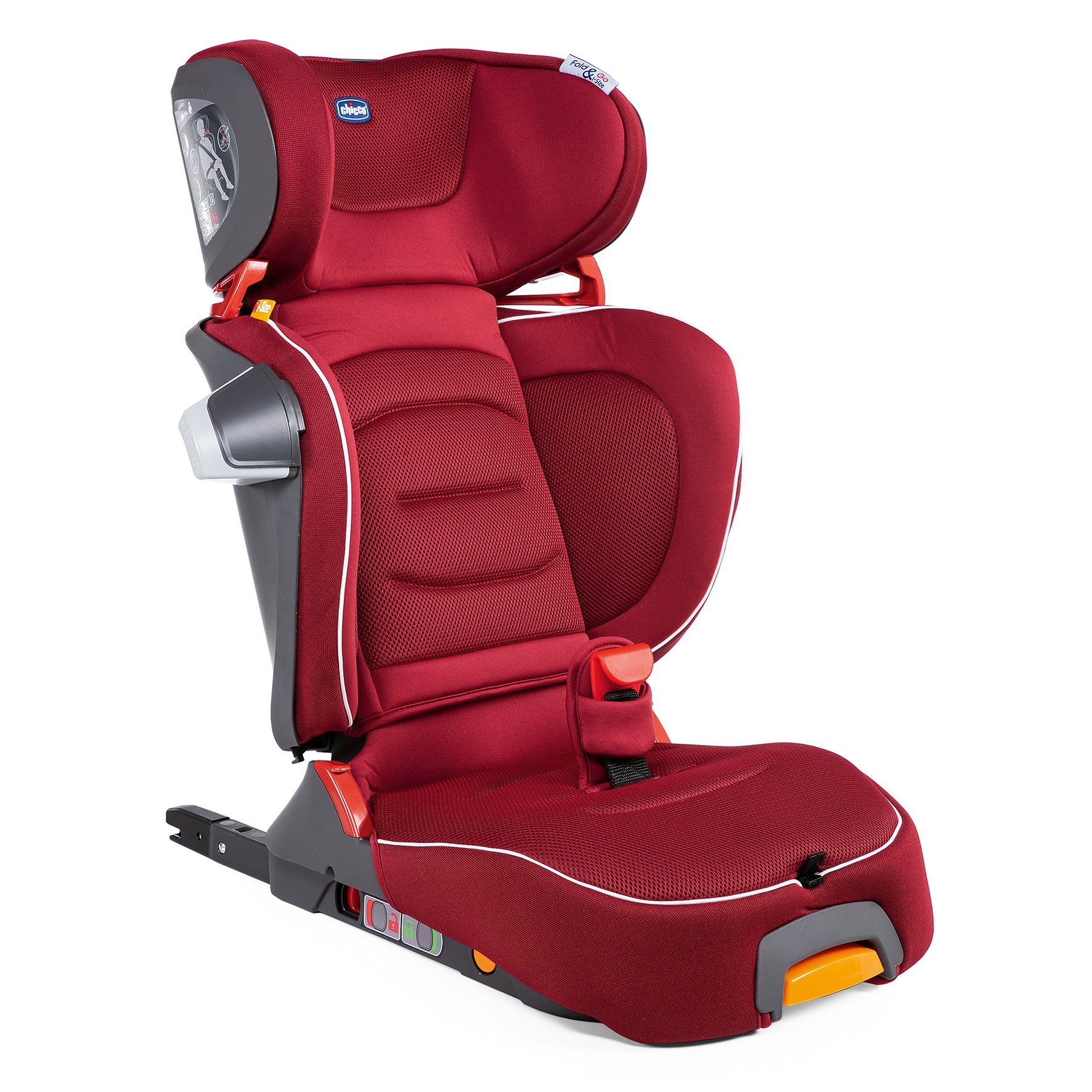Picture of: Chicco Child Car Seat Fold Go I Size Red Passion Kids Room Com