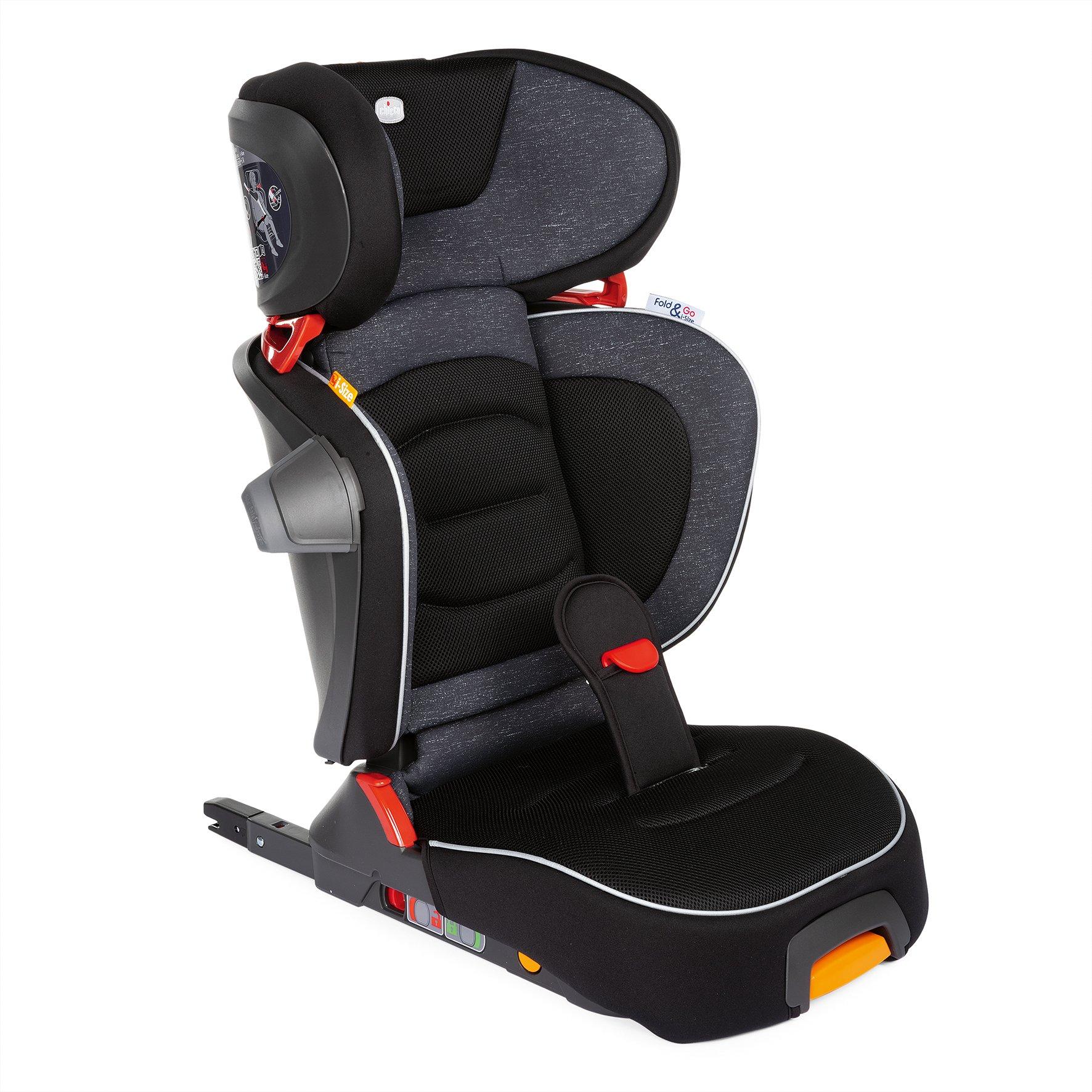 Chicco Child Car Seat Fold \u0026 Go i-Size