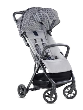 Ingelsina Buggy QUID Light Mosaic Blue 2020 - large image