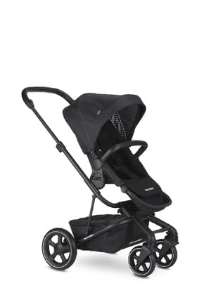 Easywalker Buggy Harvey 2 – Premium Edition -  * The buggy Harvey 2 now comes in a unique premium edition and provides a pleasant ride on all surfaces as well as with a number of special features you won't want to miss in everyday life with a baby.
