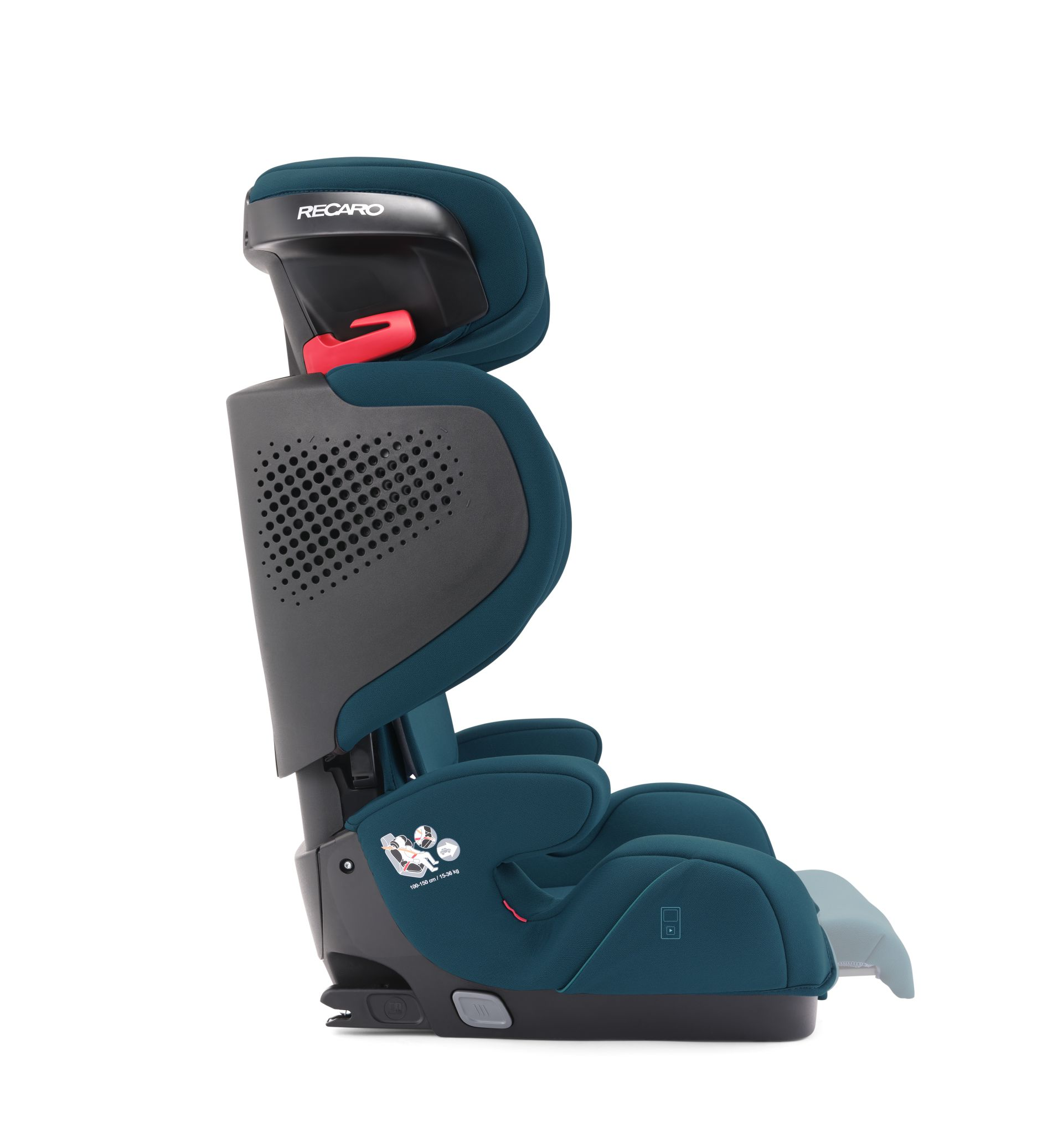 Recaro Child Car Seat Mako Elite 2 Mat, Recaro Child Car Seat Tian Elite