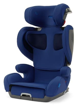Recaro Child Car Seat Mako Elite -  * The Recaro Mako Elite conforms to the latest safety standards according to the UN R129. It exceeds the high demands of the side impact protection by far.