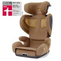 Recaro Child Car Seat Mako Elite 2 -  * The Recaro Mako Elite 2 conforms to the latest safety standards according to the UN R129. It exceeds the high demands of the side impact protection by far.