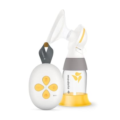 Medela Electric Breast Pump Swing Flex -  * Equipped with the research-based 2-phase expression Technology, the Medela Swing Flex imitates the natural sucking rhythm of your baby.