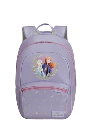 "Samsonite Disney Ultimate 2.0 Frozen 2 Backpack S+ -  * This adorable Disney Ultimate 2.0 Frozen 2 backpack S+ by Samsotine which comes in the breath-taking ""Frozen 2"" design is perfect for little pre-schoolers as it enables your child to transport all their belongings on their own."