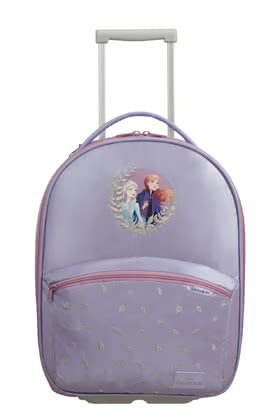 "Samsonite Disney Ultimate 2.0 Frozen 2 Spinner (with 4 Wheels) -  * Watch out, fans of Anna and Elsa! This adorable spinner from the Disney Ultimate 2.0 ""Frozen 2"" collection is the perfect item for accompanying your little princess on weekend trips or when spending the night at the grandparents."