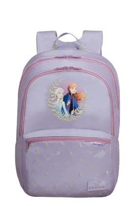 "Samsonite Disney Ultimate 2.0 Frozen 2 Backpack M -  * This adorable backpack M which comes in the breath-taking ""Frozen 2"" design is perfect for little pre-schoolers as it enables your child to transport all their belongings on their own."