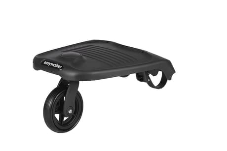 Easywalker Easyboard -  * Simple and super convenient – the Easywalker Easyboard can be attached to your stroller in no time at all. It stands out as a useful accessory especially your baby's older sibling won't want to miss.