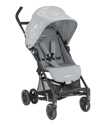 Maxi-Cosi Buggy Mara - Everyday life with your little one will be a lot easier with the ultra-compact Maxi Cosi Buggy Mara. The trendy design, its manoeuvrability and simple handling adapt perfectly to an urban lifestyle.