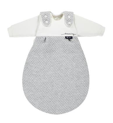 s.Oliver by Alvi Baby-Mäxchen® Ganzjahresschlafsack 3-tlg. Dreaming - Who ever says sleeping bag, thinks baby girl®!