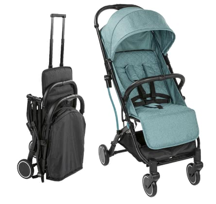 Chicco Buggy Trolley Me Emerald 2020 - large image
