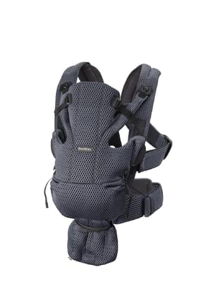BabyBjörn Baby Carrier Move -  * Move – the new baby carrier by Baby Björn. An advanced version of the classic baby carrier Miracle, the Move features a wider seat section, is extremely comfortable and made of special 3D mesh fabric.