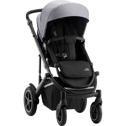 Britax Römer Stroller SMILE III -  * A stroller for every occasion – the Britax Römer stroller SMILE III is the perfect all-round companion for your and your child.