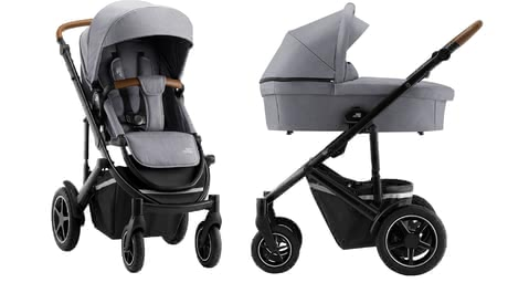 Britax Römer Stroller SMILE III – Essential Bundle Frost Grey 2020 - large image