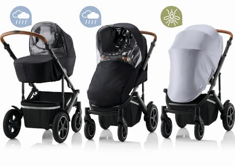Britax Römer Weather Kit for SMILE III -  * The Britax Römer weather kit stands out as the ultimate must-have accessory when buying a SMILE III.