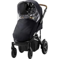 Britax Römer Rain Cover for SMILE III -  * The high-quality rain cover for your stroller SMILE III protects your little one from wind and rain at all times.