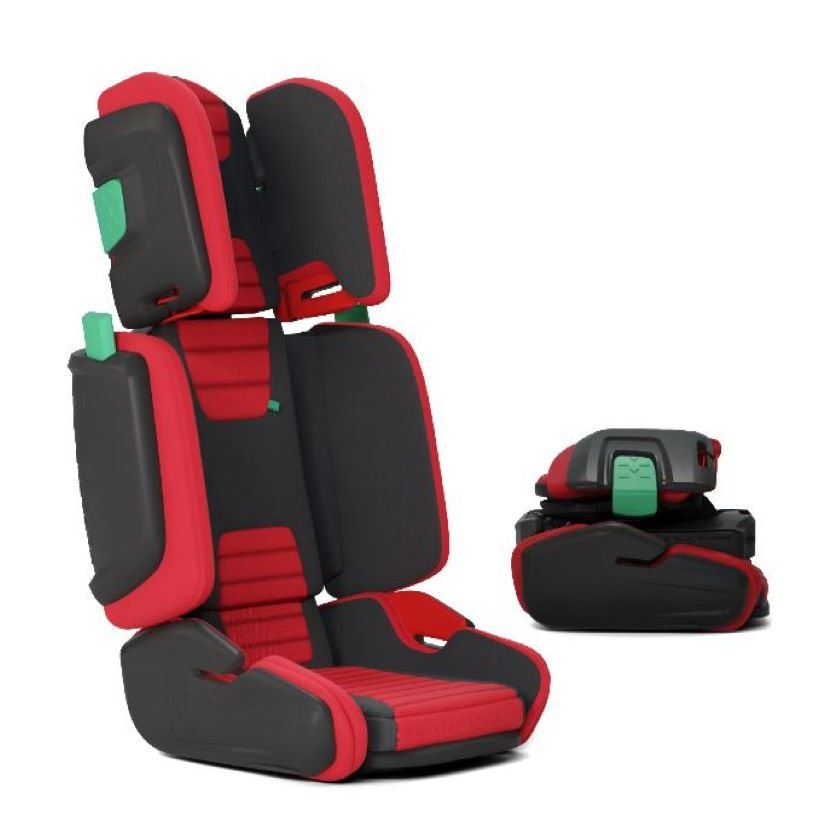 Hifold Child Car Seat In Hand Luggage, Child Booster Seat Size Requirements