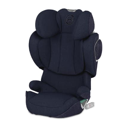 Cybex Platinum Child Car Seat Solution Z i-Fix Plus Nautical Blue - navy blue 2020 - large image