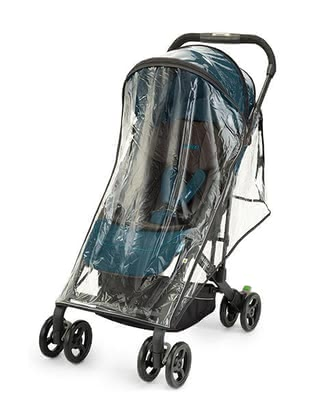 Recaro Rain Cover for Easylife Series -  * The rain cover for the extra-light and compact Recaro Easylife buggy protects your child in whatever the weather. It is easy to attach and can be removed in seconds.