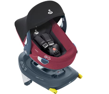 Swandoo Infant Car Seat Albert i-Size including Base -  * The Swandoo infant car seat Albert i-Size including base makes the start to a relaxed family life with your little one much easier and more beautiful. It combines innovative and practical functions packed in a unique design.