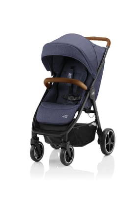 Britax Römer Buggy B-Agile R - The ultimate combination of comfort, agility and style – the Britax Römer Buggy B-Agile R convinces modern and dynamic families with ease and functionality.