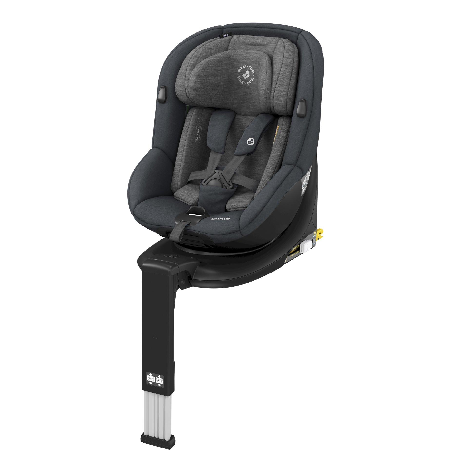 Maxi Cosi Child Car Seat Mica I Size Authentic Graphite Kidsroom De