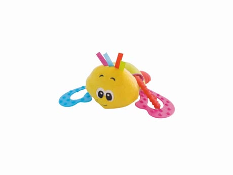 Bieco Activity Bee -  * The small, colourful bee is an entertaining toy suitable for children from 6 months and up.