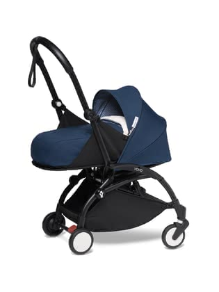BABYZEN buggy YOYO² incl. Textile set 0+ Newborn Nest air france blue_navy blue 2020 - large image