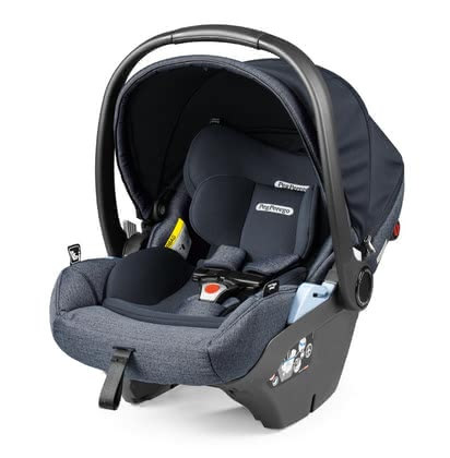 Peg-Perego Infant Car Ceat Primo Viaggio Lounge i-Size -  * The adjustable backrest does not only ensure a relaxing position, but also the healthiest way to transport your little one in the baby car seat. The Comfort Recline function is perfect for offering your child multiple positions – from sitting, to leaning back slightly, to lying down.