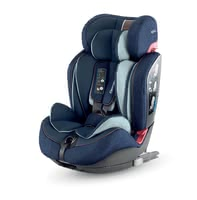 Inglesina Child Car Seat GEMINO I-FIX 1-2-3 -  * The Inglesina GEMINO I-FIX 1-2-3 is a child car seat that grows with your child and features a trendy Italian flair. Thanks to the built-in Isofix hooks, it can be attached to your car easily and transports your little passenger from 9 months up to the end of the child car seat requirement period.