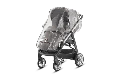 Inglesina Rain Cover for Pushchairs -  * Protect your little one on rainy days. With this practical rain cover, your child remains well protected from wind and weather.