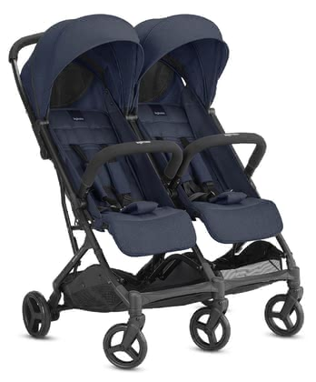 Inglesina Buggy TWIN Sketch -  * Light and compact – the Inglesina TWIN Sketch is suitable from birth and makes your everyday life with two kids much easier.