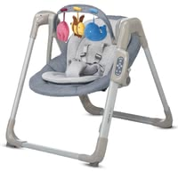 Inglesina Baby Rocker WAVE -  * Babies love to be rocked back and forth. As soon as you can't rock your baby yourself, the baby rocker WAVE by the Italian manufacturer Inglesina takes over.