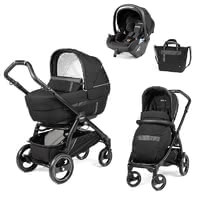 Peg-Perego Modular Set including Infant Car Seat Primo Viaggio Lounge -  * A set of the highest class - all special editions of the Italian manufacturer are united in this extensive modular set.