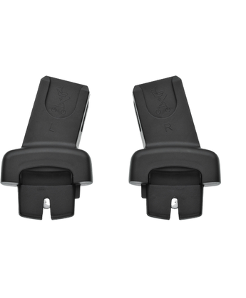 Britax Römer SMILE III Adapters -  * Do you wish to combine your SMILE III with an infant car seat? No problem! The Britax Römer SMILE III adapters provide amenity and comfort you no longer want to miss.