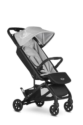 MINI by Easywalker Buggy GO -  * MINI fans will immediately be absolutely delighted by the extravagant design. In terms of easy handling and comfort, the Easywalker Buggy GO can easily catch up with its larger brothers. With just 7 kg, the GO is a true lightweight buggy.