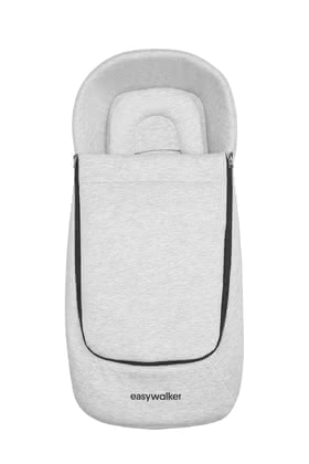 Easywalker Soft Cot -  * The Easywalker Soft Cot is a cosy fabric bed that provides your child with a soft cocoon for on the go. This way, your baby can travel comfortably from the first day of life.