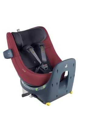 Swandoo Child Car Seat Marie -  * 360° rotation in every sitting and lying position – the Swandoo child car seat Marie allows your little passenger to travel safely in a rear-facing mode up to the age of 4 years. The trendy car seat offers your child comfortable seating positions up to toddlerhood.