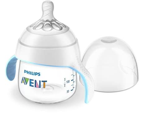 Philips AVENT Natural Learner Cup -  * The Philips AVENT Natural drinking learner cup supports your child and makes it easier for them to transition from the baby bottle to the drinking cup.