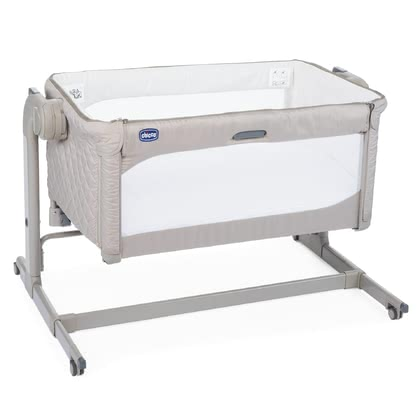 Chicco Co-Sleeping Bed Next2Me Magic -  * A place to dream and feel good – the Chicco co-sleeping bed Next2Me Magic offers the mobility of a bassinet and the convenience of a co-sleeping bed.
