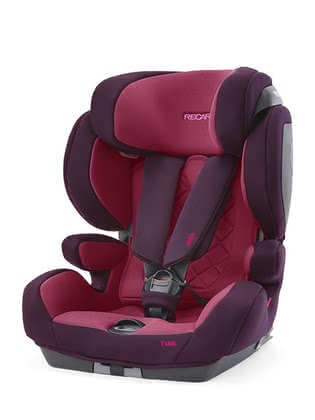 Recaro Child Car Seat Tian -  * The new Recaro Tian is the successor to the Young Sport Hero child seat, which has been very popular for many years. Built-in Seatfix connectors, a new ergonomic design, improved functions and safety features speak for a continuing story of success.