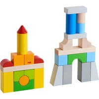 HABA Bausteine – Grundpackung, bunt - from 12 months, the colorful building blocks basic pack from HABA offers unlimited construction and play fun, varied colours and shapes of the building b...