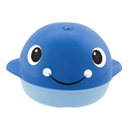 "Chicco Electronic Bath Toy ""Splashing Whale"" -  * With Chicco's splashing whale boredom while bathing won't stand a chance."