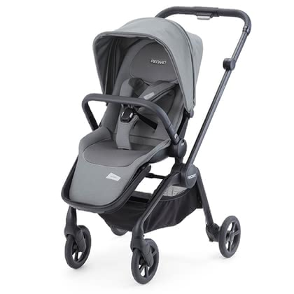 Recaro Sadena Pushchair - * The Recaro Sadena pushchair is perfect for families who live in a city. Its comfy seat unit is suitable right from the first day of life.
