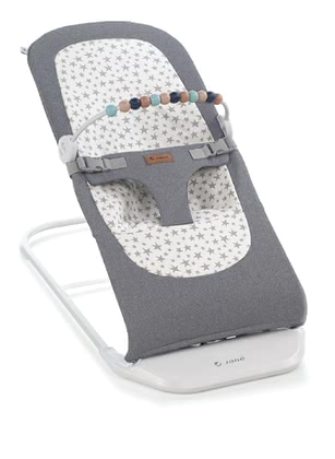 Jané Baby Bouncer Baluu -  * Bounce, relax, dream, play and watch – the magical Jané baby bouncer Baluu has everything that makes your baby happy.