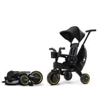 Doona Liki Trike Special Edition Midnight -  * Elegant details and a black anodized aluminium frame are the captivating highlights of the new exclusive edition of Doona's new Liki Trike.
